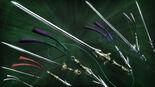 Shu Weapon Wallpaper 16 (DW8 DLC)