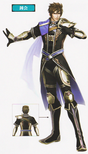 Zhong Hui Alternate Outfit (DW8)