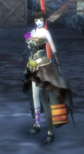 Beauty Yu Alternate Outfit 2 (DWSF2)