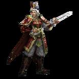 Yuan Shao - Fire (DWU)