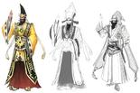 Zhang Jiao Concept Art (DW9)
