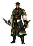 Liu Bei Concept Art 2 (DW6)