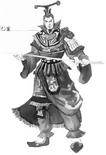Sun Quan Concept Art (DW4)