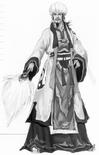 Zhuge Liang Concept Art (DW4)