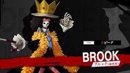 「ONE PIECE 海賊無双4」キャラクター紹介映像~ブルック(新世界)~ PS4 Nintendo Switch XboxOne