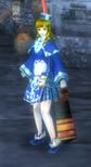 Da Qiao Alternate Outfit 2 (DWSF2)