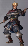 Zhang Liao Alternate Outfit 2 (DW4)
