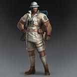 Deng Ai Job Costume (DW8 DLC)