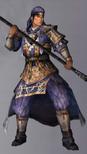 Xu Huang Alternate Outfit (DW4)