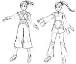 Xiao Qiao Concept Art (DW4)