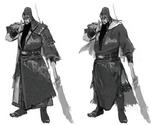 Guan Yu Concept Art (DW9)