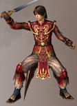 Lu Xun Alternate Outfit 2 (DW4)