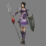 Xing Cai Alternate Outfit (WO)