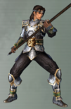 Zhao Yun Alternate Outfit 3 (DW4)