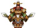 Liu Bei Battle Sprite 3 (ROTKLCC)