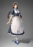 Cai Wenji Uniform Costume (DW9 DLC)