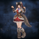Daqiao Bonus Costume (WO4 DLC)