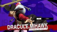 「ONE PIECE 海賊無双4」キャラクター紹介映像~ミホーク~ PS4 Nintendo Switch XboxOne