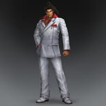 Lu Bu Job Costume (DW8 DLC)