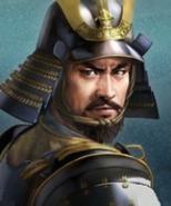 Okabe Motonobu in 100万人信長の野望