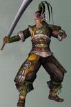 Huang Zhong Alternate Outfit 3 (DW4)