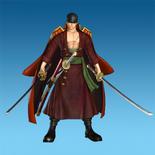 Roronoa Zoro Film Z Costume (OP2 DLC)