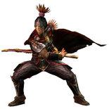 Zhou Tai - Dynasty Warriors 4