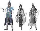 Guo Huai Concept Art (DW9)