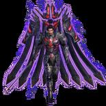 Nobunaga Oda Warriors Orochi 4 deified form