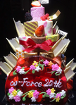 Omega Force 20th Anniversary Cake