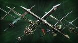 Shu Weapon Wallpaper 9 (DW8 DLC)