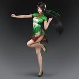 Guan Yinping Cheongsam (DW8XL DLC)