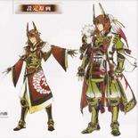 Mitsunari Ishida Concept Art (SW4)