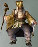 DW5 Pang Tong Alternate Outfit
