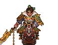 Guan Xing Battle Sprite 2 (ROTKLCC)