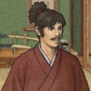 Hōjō Ujikuni in Taikō 3