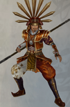 Hideyoshi Toyotomi Alternate Outfit (SW2)