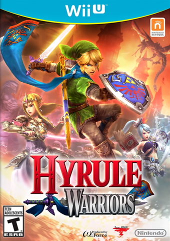 Hyrule Warriors Koei Wiki Fandom
