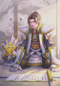 Samurai Warriors 4 artwork