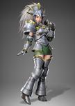Guan Yinping Knight Costume (DW9 DLC)