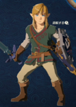 Link Alternate Outfit 3 (HWAC)