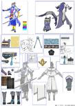 Mitsuhide Akechi Concept Art (SW5)