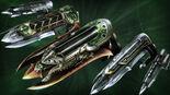 Shu Weapon Wallpaper 18 (DW8 DLC)