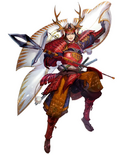 Yukimura Sanada 2 (HXW)