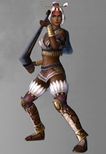DW5 Zhu Rong Alternate Outfit