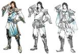 Sima Zhao Concept Art (DW9)