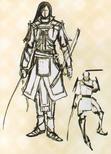 Mitsuhide Akechi Concept Art (SW)
