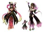Diaochan Concept Art 2 (DW6)