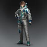Zhong Hui Job Costume (DW8 DLC)