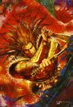 Gan Ning Dynasty Warriors 6 Artwork